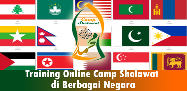 Training Online Camp Sholawat